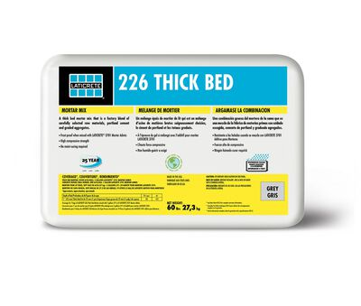 Mortar Thick Bed 226