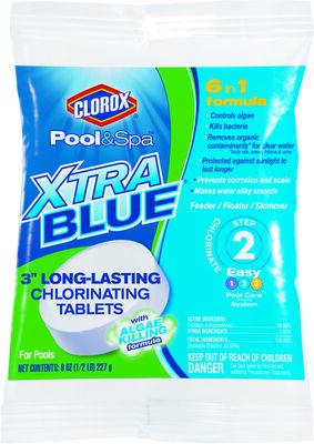 "Clorox XtraBlue 3"" Long Lastin"