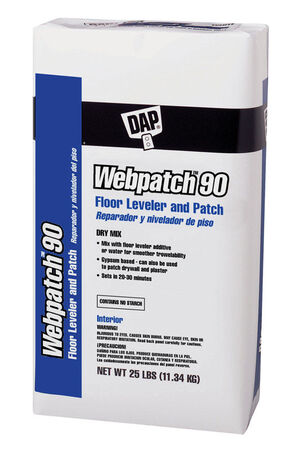 DAP Webpatch 90 Off-White Patch and Leveler 25 lb