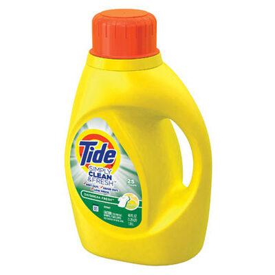 Tide Daybreak Fresh Scent Laundry Detergent 40 oz.