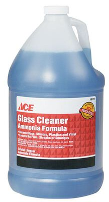 Ace 1 gal. Ammonia Glass Cleaner