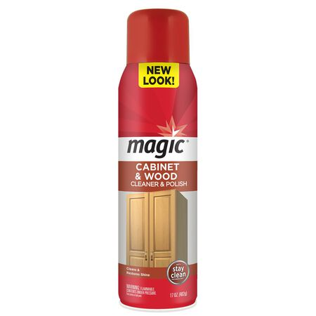 Magic 17 oz. Cabinet and Wood Cleaner