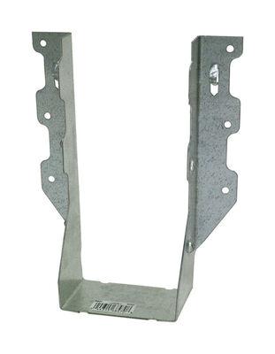 Simpson Strong-Tie Galvanized Steel Joist Hanger 7 in. H x 3-1/8 in. W 18 Ga.