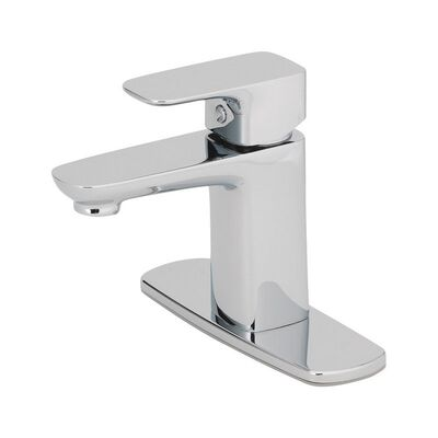OakBrook Modena Single Handle Lavatory Pop-Up Faucet 2 in. Chrome