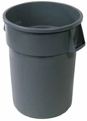 Rubbermaid BRUTE 44 gal. Plastic Garbage Can