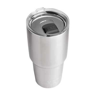 YETI Rambler MagSlider Stainless Steel Insulated Tumbler w/Lid 1 pk 30 oz. Stainless