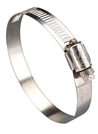 Ideal Tridon 1 in. to 4 in. Stainless Steel Vend Duct Clamp