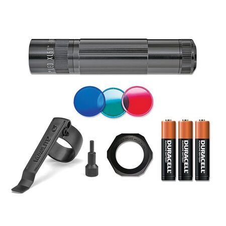 Maglite Tactical 200 lumens Flashlight LED AAA Black