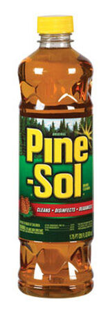 Pine Sol Pine Scent All Purpose Cleaner 24 oz. Liquid For Multi-Surface