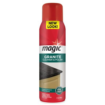 Magic 17 oz. Granite and Marble Magic
