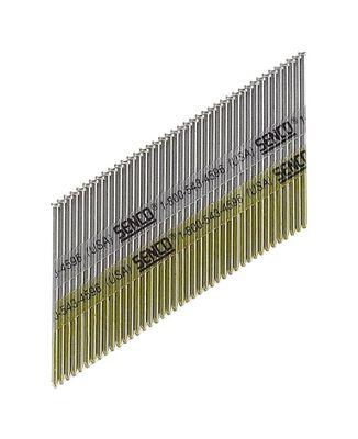 Senco 2-1/2 in. L 15 Ga. Galvanized Angled Finish Nails 3 000 box
