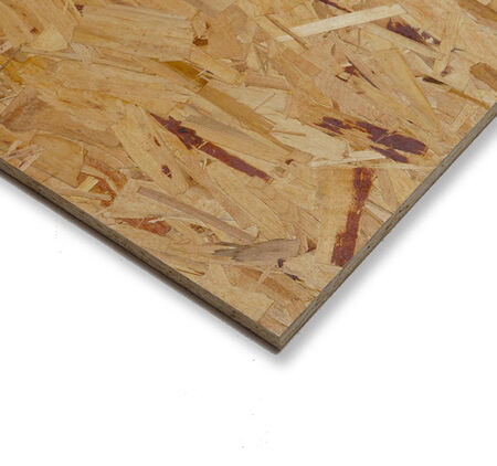 OSB Plywood 4' x 8' x 1/4""