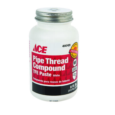 Ace 8 oz. Pipe Thread Compound