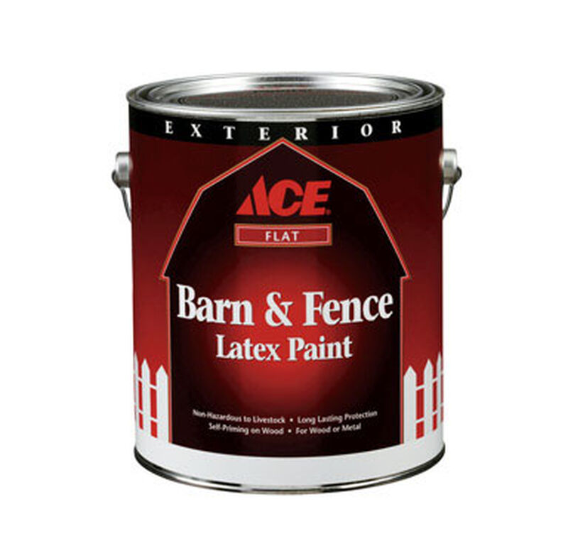 Ace barn and fence paint 2 stroke whipper snipper oil