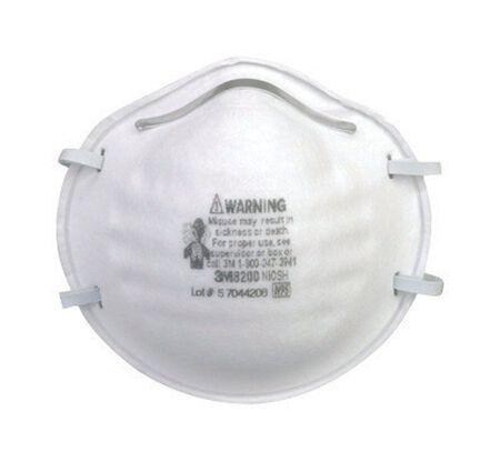 3M Sanding and Fiberglass Respirator 2 pk