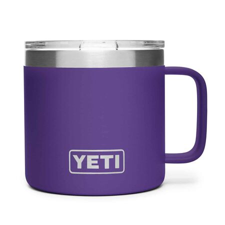 YETI Rambler 14 oz. Insulated Mug Peak Purple