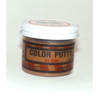 Color Putty Teakwood Wood Filler 3.68 oz.