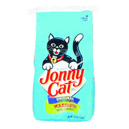 Jonny Cat Maximum Odor Control Cat Litter Origal Scente Formula Scent 10 lb.