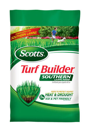 Scotts Turf Builder Lawn Food All Seasons Southern 10000 sq. ft. Solid 32-0-0