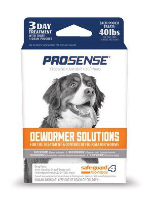 ProSense 4 gram Dewormer For Dog