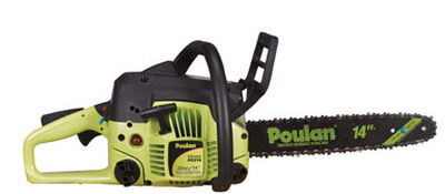 Poulan Gas Chainsaw 14 in. L