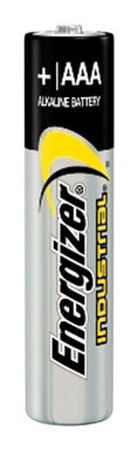 Energizer Industrial AAA Alkaline Batteries 1.5 volts 24 pk