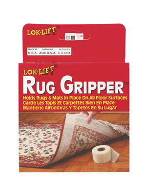 Lok-Lift 25 ft. L x 2.5 in. W Polyester Indoor Rug Gripper