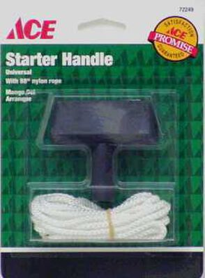 Ace Starter Handle For Most Brands