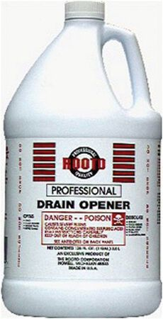 Rooto Professional Liquid Drain Opener 1 gal.