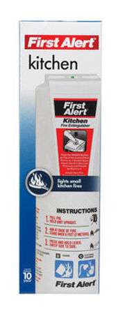 First Alert US Coast Guard OSHA For Kitchen Fire Extinguisher