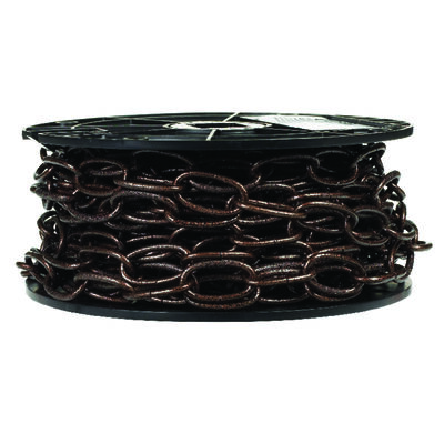 Campbell 0.14 in. Dia. x 40 ft. L Steel Decorative Chain