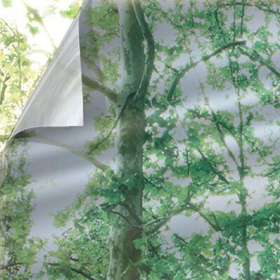 Gila Silver Window Film 36 in. W x 78 in. L
