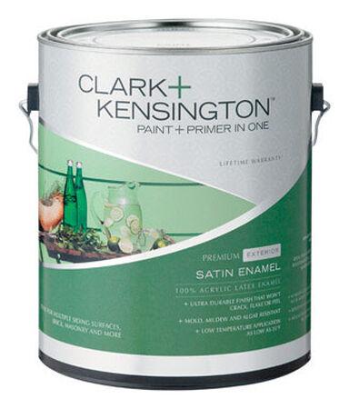 Clark+Kensington Exterior Acrylic Latex Paint & Primer 1 gal.