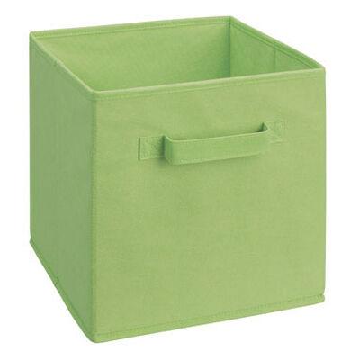 ClosetMaid 10-1/2 in. L x 11 in. H x 10-1/2 in. W Cubeical Drawer Green