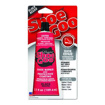 Shoe Goo Black Shoe Repair and Protective Coating 3.7 oz.