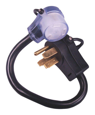 US Hardware RV Electrical Conversion Adapter 1 pk