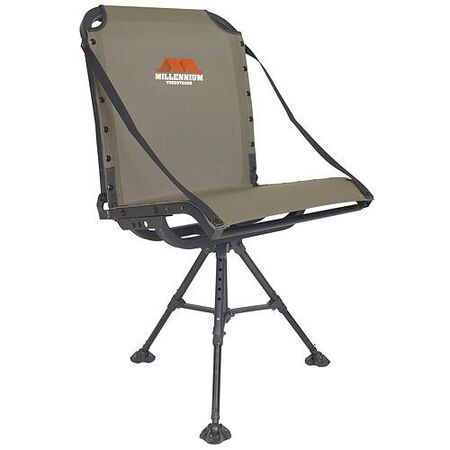 Millennium Ground Blind Chair - Adjustable