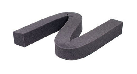 M-D Building Products Air Conditioner Foam Weather Stripping 42 in. L x 2-1/4 in. Gray
