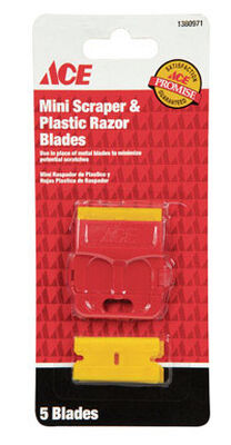Ace Scraper Plastic