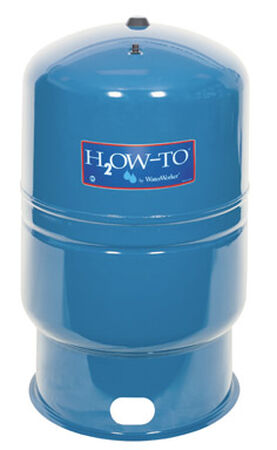 Water Worker 44 Pre-Charged Vertical Pressure Well Tank 36 in. H x 22 W x 22 in. L FPT