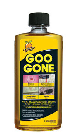 Goo Gone Citrus Scent Sticky Residue Remover