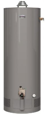 Water Heater Natural Gas 40 Gallon