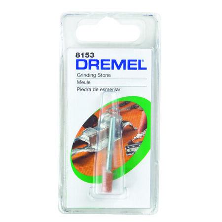 Dremel 1/4 in. Dia. Aluminum Oxide Grinding Stone