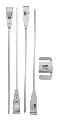Weber Stainless Steel Skewers