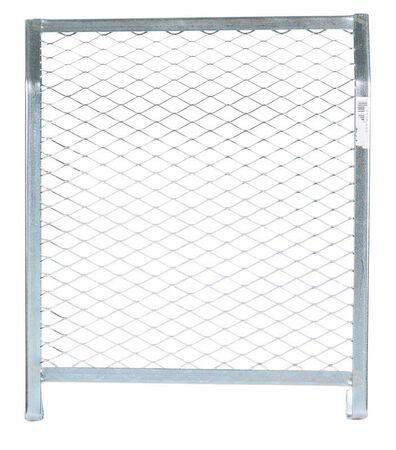 Linzer Metal Bucket Grid 5 gal. Silver