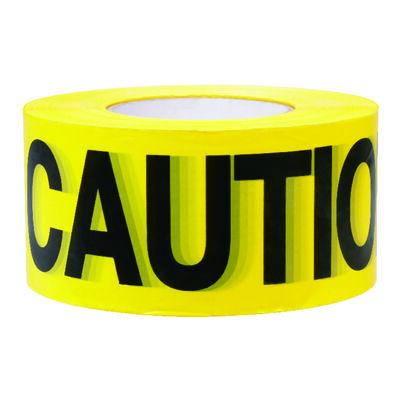 C.H. Hanson 1000 ft. L x 3 in. W Barricade Tape Caution
