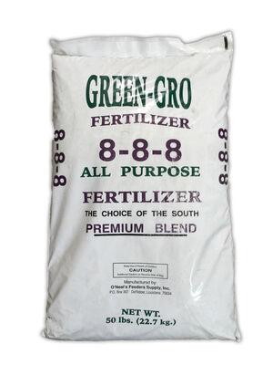 Fertilizer 8-8-8 50 lb