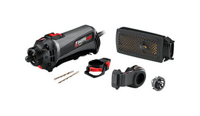 Rotozip RotoSaw+ Corded Spiral Saw Kit 120 volts Black 30 000 rpm 6 amps