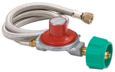 Bayou Classic 36-Inch Stainless Braided Lpg Hose
