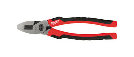 Milwaukee 9 in. L Linesman Pliers